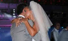 Ани Лорак и Мурат: свадьба в Анталии