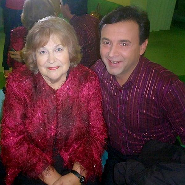 мама Жени Белоусова