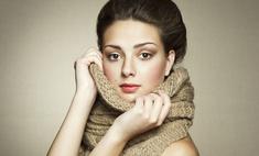 Вязание оригинального шарфа-хомута своими руками