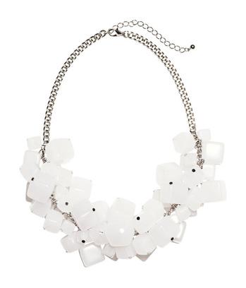 Ожерелье H&M, 999 руб.