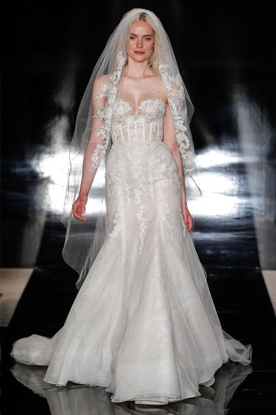 Лучшие коллекции Недели свадебной моды   галерея [8] фото [5]