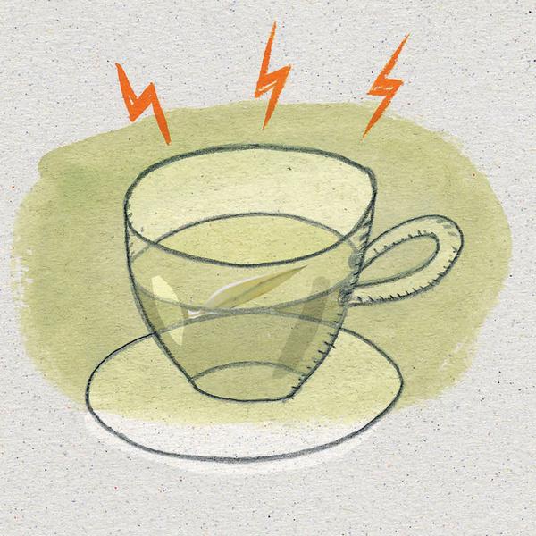 Травяной чай и вкусен, и полезен