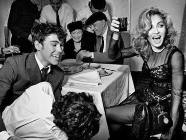 Madonna в рекламе Дольче и Габбана