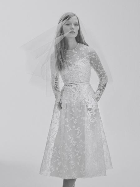 Лучшие коллекции Недели свадебной моды   галерея [12] фото [6]