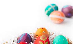 Пасхальные яйца: 10 праздничных идей