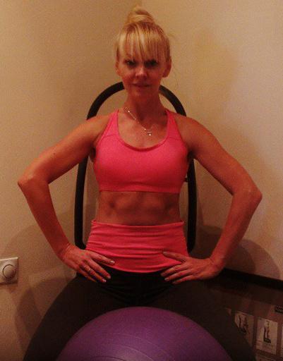 Валерия рассказала об эффективном упражнении