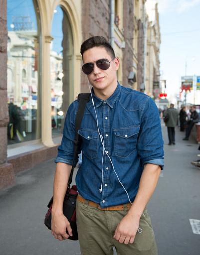 Дмитрий, 21 год, фотограф