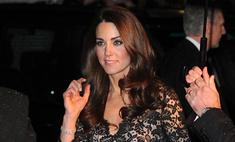 Кейт Миддлтон отдыхает в тропиках без принца Уильяма