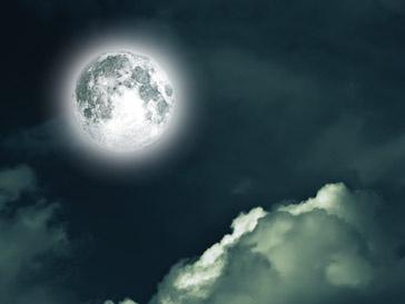 На Луне нашли металлы