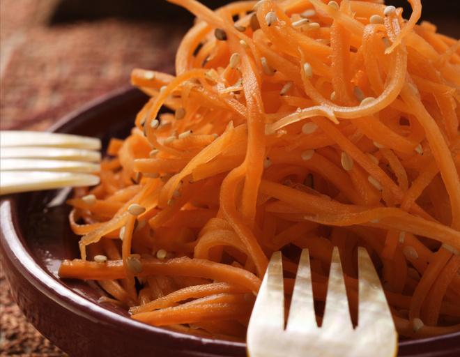 Морковча в домашних условиях