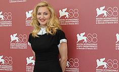 Мадонна в Венеции: сама скромность. Фото