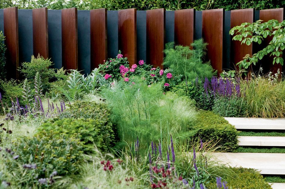 БЮРО ANDY STURGEON GARDEN & LANDSCAPE DESIGN