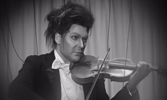 Линдеманн со скрипачом Гарреттом и еще 10 клипов недели