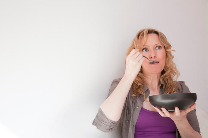 Как правильно заедать стресс?
