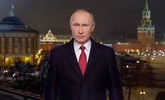 7 новогодних обращений Путина, которые нам запомнились