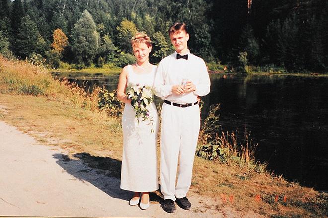 Александр Пушной свадьба