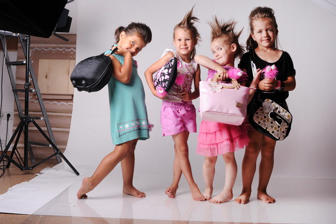 фото кастинг для детей