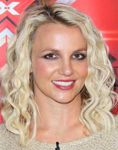 Неудачны макияж Бритни Спирс