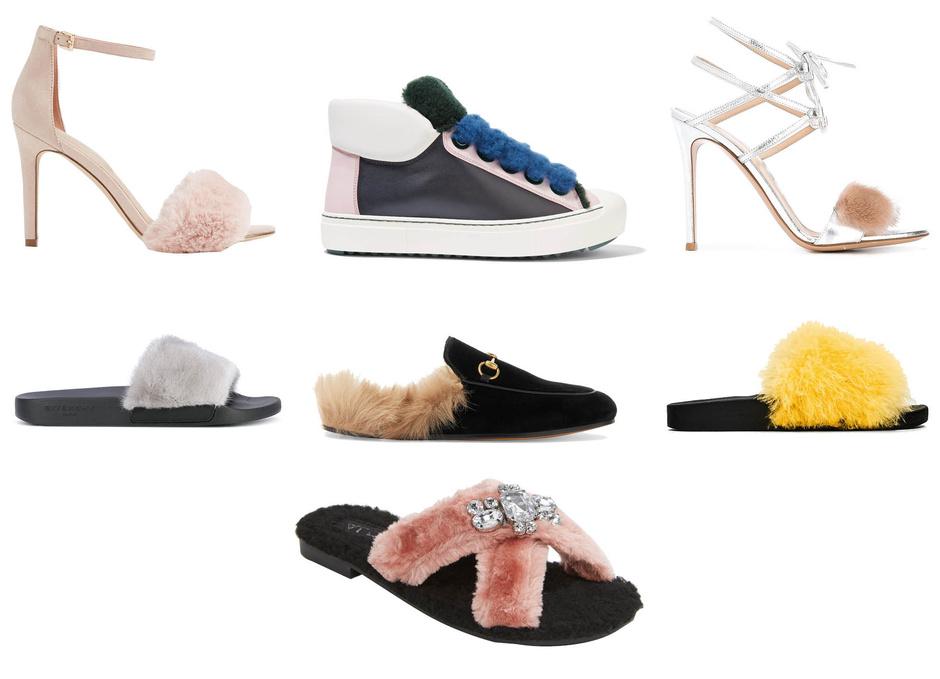 Обувь с мехом