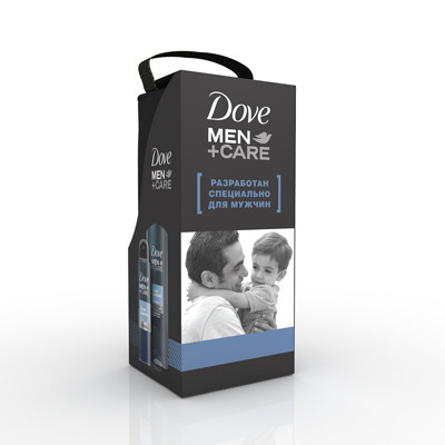 Dove, Men+Care