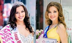«Мисс Волга – 2015»: Ульяновск представляют две красавицы