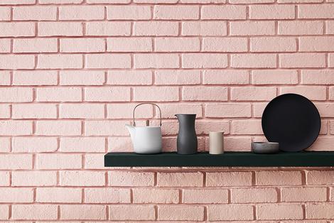 В розовом цвете: Little Greene выпустила капсульную коллекцию красок Pink | галерея [1] фото [1]