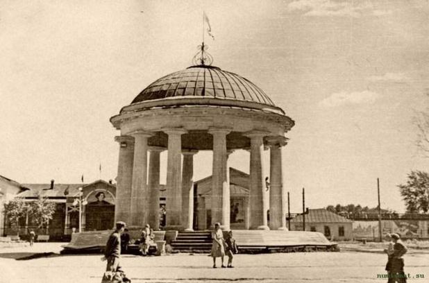 Пермь: день рождения парка имени Горького
