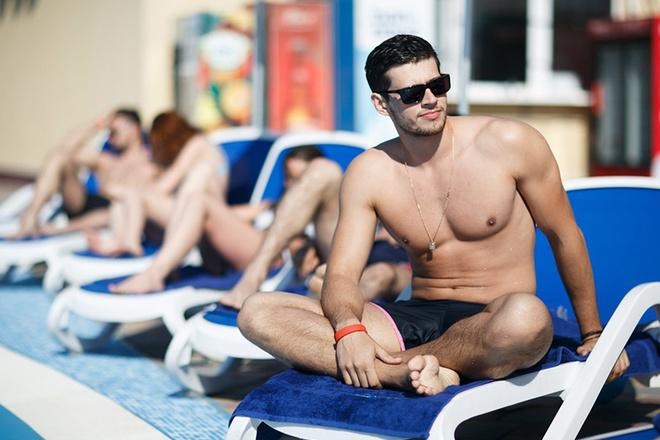 Сексуальные: красивые фото мужчин Ростова