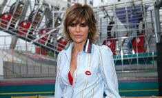 53-летняя актриса Лиза Ринна сделала обнаженное селфи