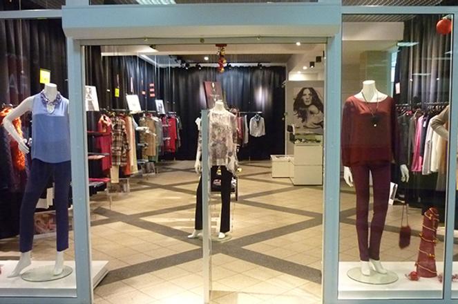 фото брендовых магазинов одежды