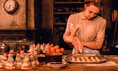 Пирожное из фильма «Отель «Гранд Будапешт»