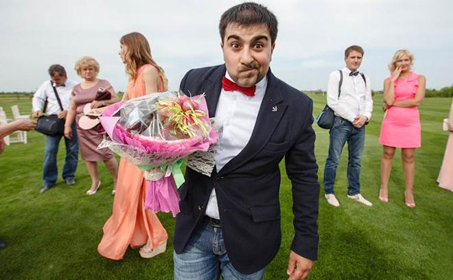 Свадьба в Ростове