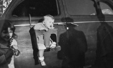 дорогая пристегнул детей какими детские кресла полвека странных