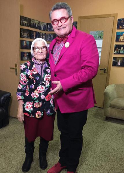 Бабуля из Оренбуржья снялась в «Модном приговоре»