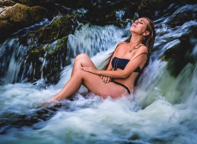 Конкурс мисс бикини-2015 Евгения Каменева