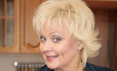 Анне Вески: «Муж на кухне, а я живу как в сказке»