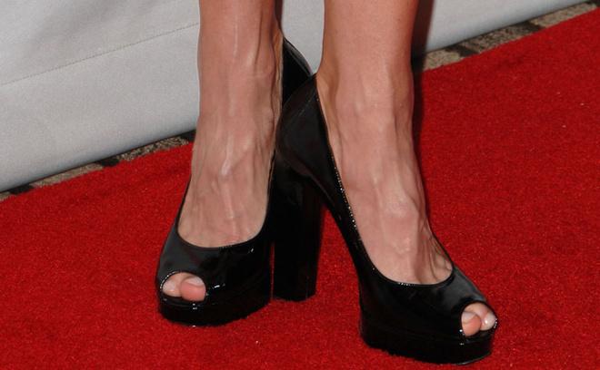 звезды с большим размером ноги Мег Райан