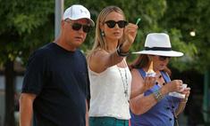 Джордж Клуни познакомился с родителями Стейси Киблер