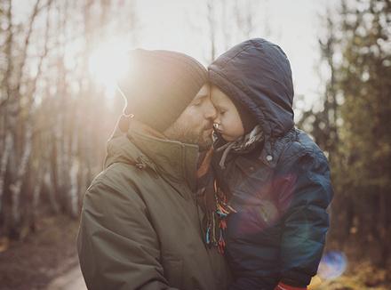 «Теперь я понимаю женщин»: рассказ отца, который один воспитал ребенка
