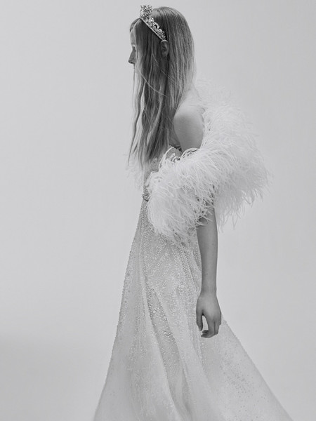 Лучшие коллекции Недели свадебной моды   галерея [12] фото [3]