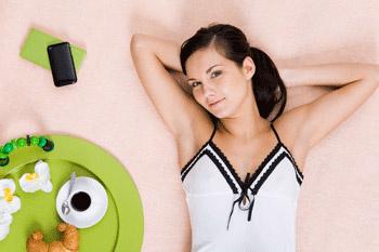 Чтобы тело обрело стройность, лучше отказаться от вредных продуктов.