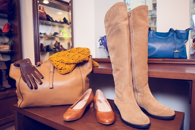 Мужская, женская и детская обувь