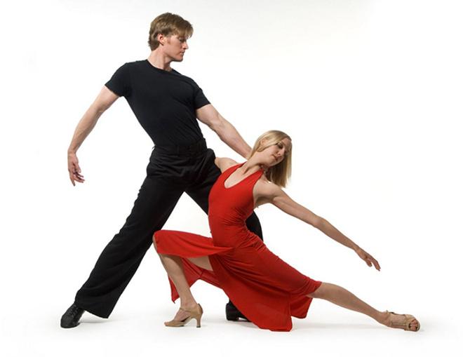 учимся танцевать