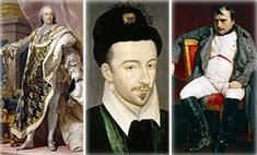 Некоролевское поведение! Пороки самых известных монархов истории