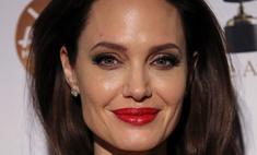 Личное фото Джоли впервые появилось в сети