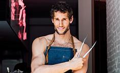Жарит! Найден самый сексапильный шеф-повар в мире