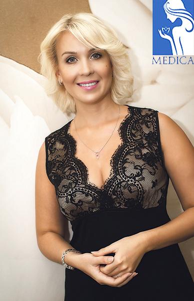 Марина Михайловна Боровская