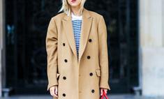 Пальто, еще пальто! 16 лучших моделей на осень и зиму