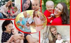 Декрет – это красиво! 100 роскошных фото молодых мам