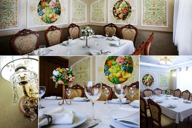 Ставрополь, кафе «Глория», банкетный зал «Комильфо»